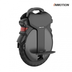 Inmotion V11 Electric unicycle 2200W motor power, battery 84V 1500WH, 18 inch